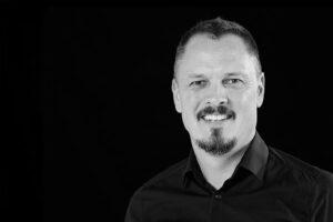 Geschäftsführer Jörg Gantenbein