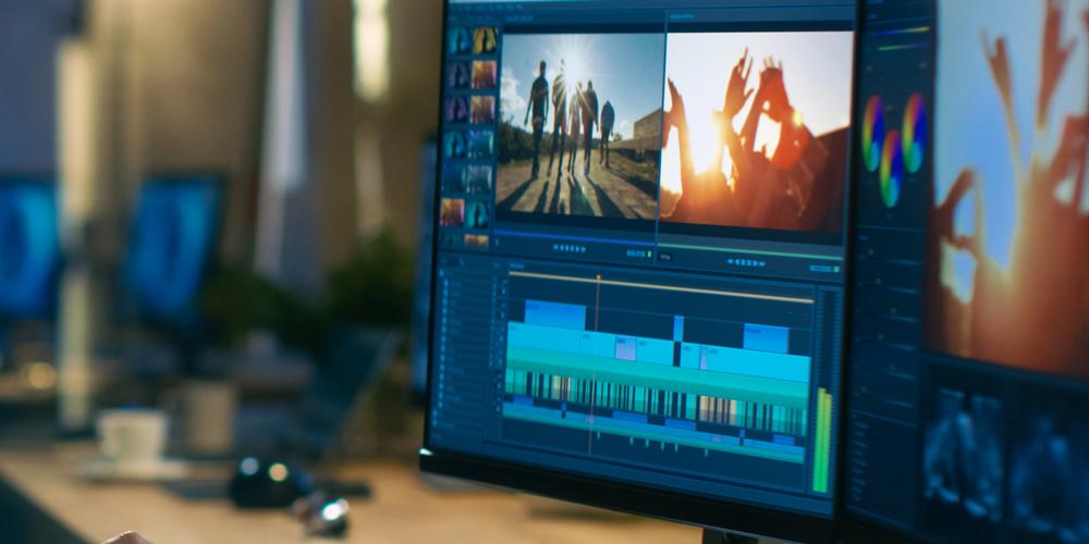 Erstellung einer Präsentation im Videostudio